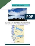 El rompimiento del Glaciar Perito Moreno