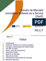 Estudio de Mercado Servicios SaaS