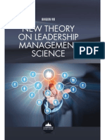 New Theory on Leadership Management Science by Bingxin Wu