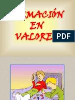 FORMACIÓN EN VALORES-LESLY