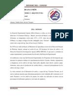Informe Inia Donoso