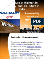 The Failure of Walmart in germany