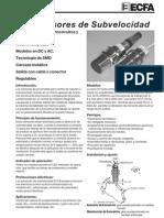 Sensor de Subvelocidad HV-PN