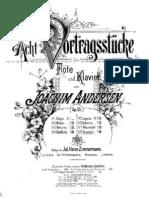 Joachim Andersen Tarantella-nº8 op.55