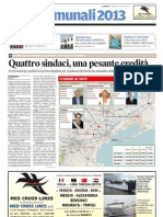 Inserto elezioni comunali Nuova Venezia