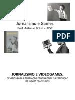 Jornalismo e Games