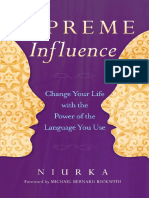 Supreme Influence by Niurka