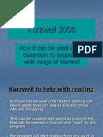 kurzweil 3000 power point