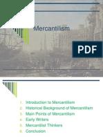 Mercantilism Another Version