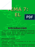 Proyecto 7 Bases AUTISMO