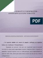 Medicatia AP. Respirator
