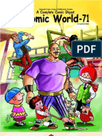 Comic World 71