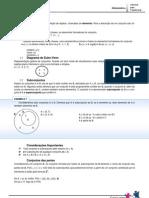 Apostila de Matemática Modulo 01 Exemplo de Formatação