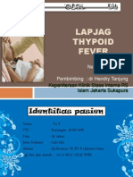 Lapjag Thypoid Fever