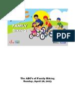 ABC's of Family Biking