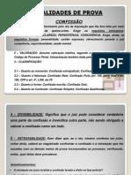 Provas - Parte IV - Direito Processual Penal II