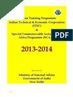 ITEC Brochure 2013-14