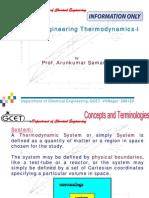 Thermodynamics Introduction