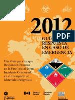 Libro Naranja 2012