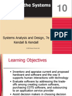 Kendall7e_ch10 Preparing the Systems Proposal