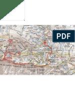 San Juan de la Peña-mapa markatuta