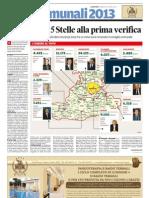Inserto elezioni comunali Mattino di Padova