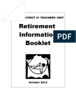 Teachers Retirement Planning