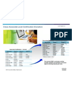 Associate-Level Certification Evolution OverviewV2