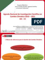 AGENDA INVESTIGACION CC_MINAM.pptx