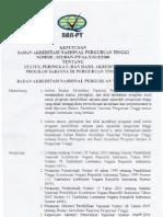 Ban PT Akreditasi