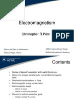 Vale Electromagnetism