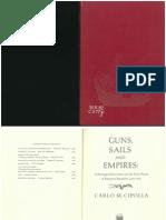 Guns, Sails and Empires Carlo M. Cipolla