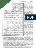 der koran auf deutsch