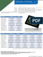 OCZ Agility3 Product Sheet