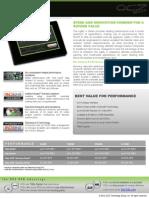 OCZ Agility4 Product Sheet