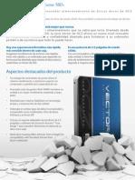 OCZ Vector Product Sheet Spanish