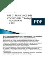 Derecho Empresarial 1 Art 1 Al 7