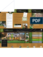 Turfscape - Residential Brochure