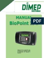 Manual BioPoint II S 14 Teclas R0