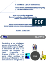 (0) Plan de Emergencia Empresarial_PME (GoNaBe) 2013