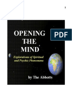 Opening the Mind