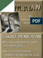 PENILAIAN