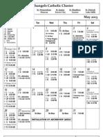 Calendar 13.5