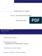 Convolucion Laplace