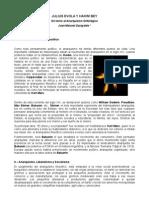 Juan Manuel Garayalde - Julius Evola y Hakim Bey. En torno al anarquismo ontológico.pdf
