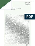 a natureza e o motivo edenico na poesia colonial - texto de Afonso Ávila