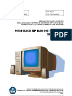 Memback-Up Restore Software