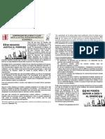 Comunicado HOAC y JOC ante la actual situación política y económica