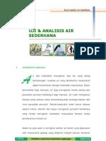 Mi-2a Modul Uji Dan Analisis Air Sederhana