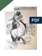 Zo d'Axa, Il Candidato Di La Feuille, 1898.